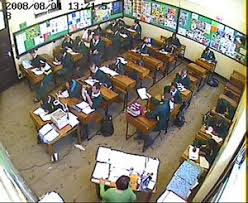 CCTV in Classroom
